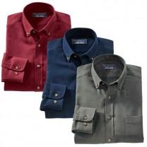 Chemises flanelle - les 3 (de même taille)