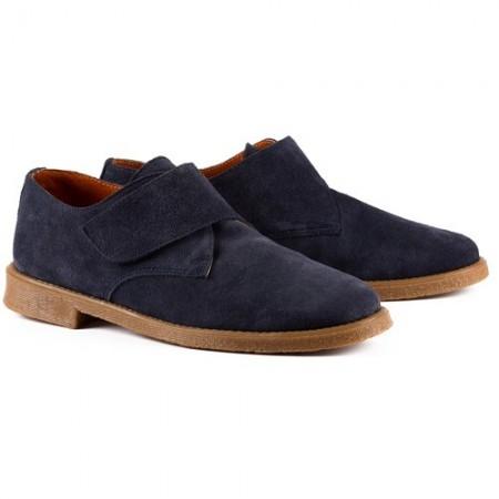 Chaussures scratch basses - la paire