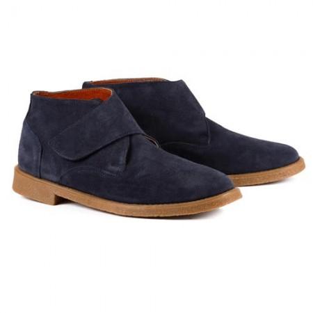 Chaussures scratch montantes - la paire