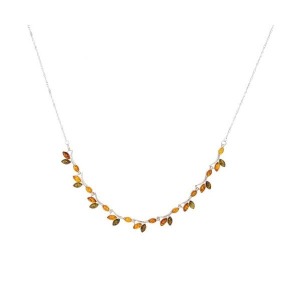 Le collier envol d'ambre