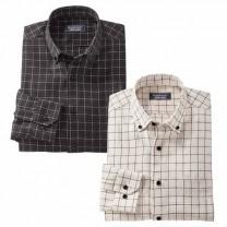 Chemises flanelle douceur - les 2