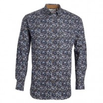 Chemise Blue Night