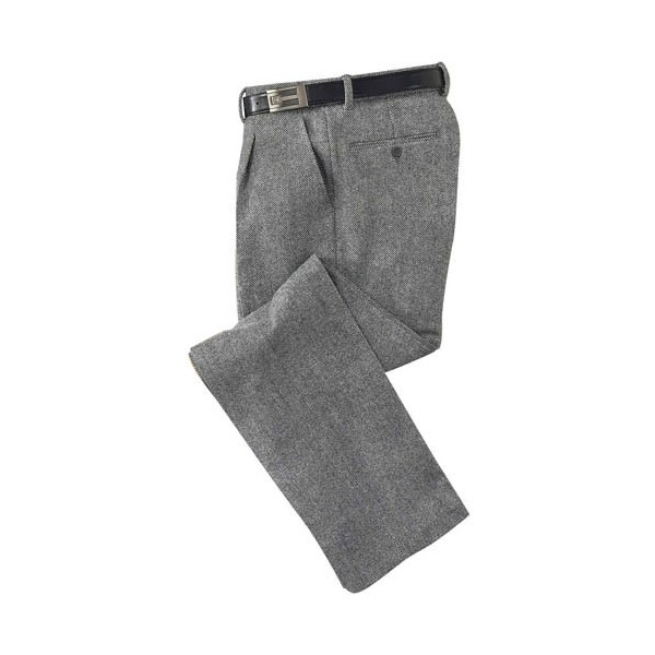 Pantalon Tweed Laine