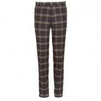 Pantalon laine carreaux