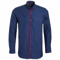 Chemise blue point