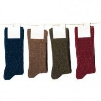 Chaussettes Laine et Soie - les 4 paires