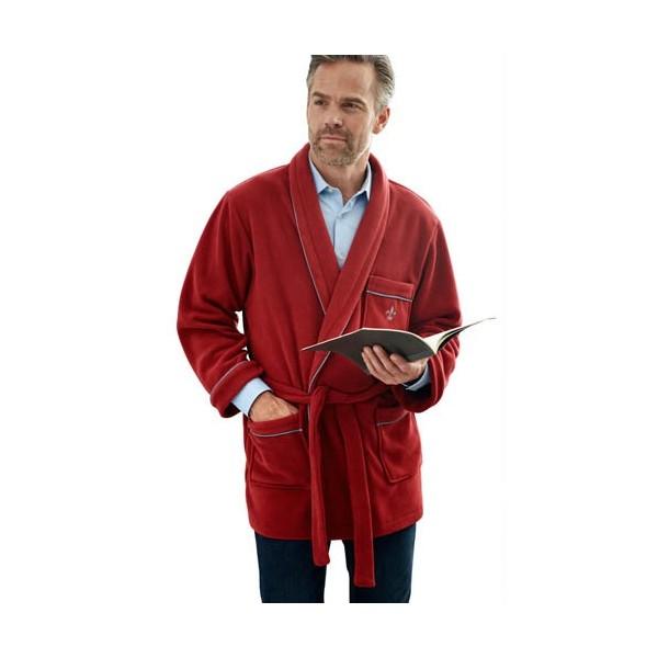 Veste d\'Intérieur Polaire - Acheter Pyjamas, robes de chambre - L ...