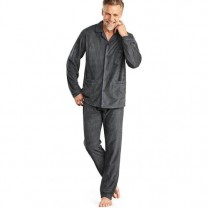 Pyjama Micropolaire chevrons