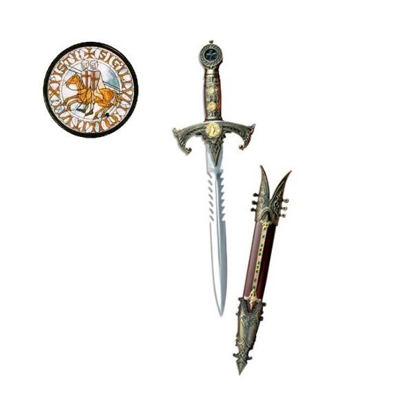 La dague des templiers