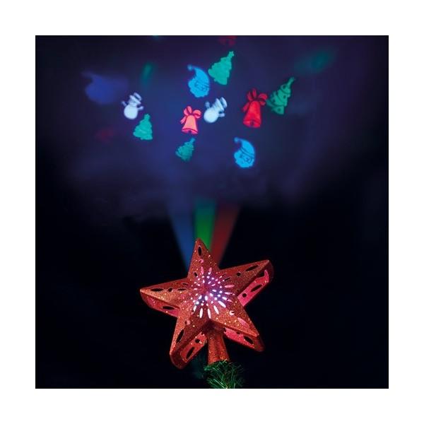 Étoile de Noël magique
