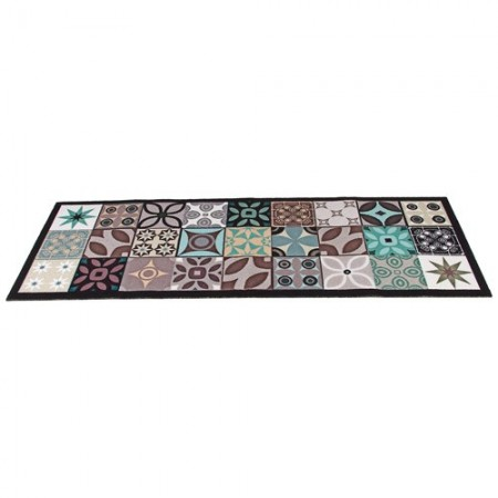 grand tapis carreaux de ciment - Grand Tapis