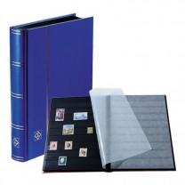 L'album de collection philatélique