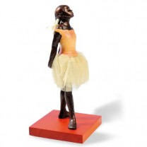 """""""La petite danseuse  de 14 ans"""" d'après  Edgar Degas"""