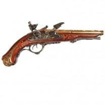 Le pistolet double canon Napoléon Ier