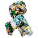 Le foulard en soie Gaudí