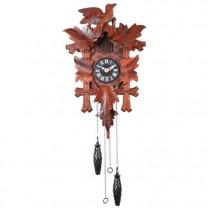"""L'horloge coucou de style """"Forêt-Noire"""""""