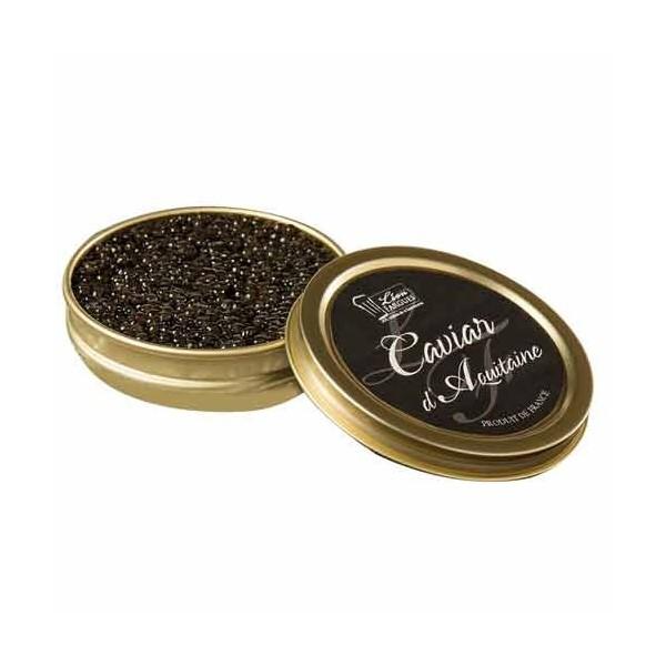 Caviar d'Aquitaine Boîte de 50 g