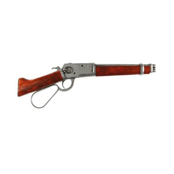 La carabine Winchester à canon scié