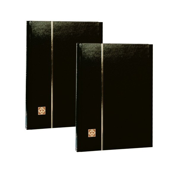 Les 2 albums noir