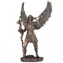 La statuette de l'Archange Gabriel