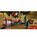 Train de Noël animé