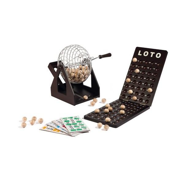 Le jeu de Loto authentique