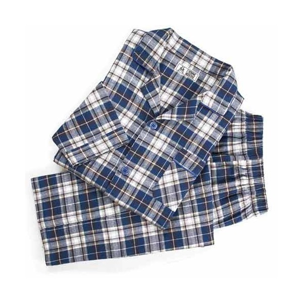 Pyjama flanelle écossais