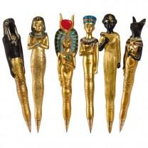 Les six stylos égyptiens