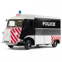 Le Citroën HY Police