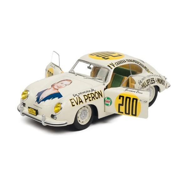La Porsche 356 Pré-A Eva Perón