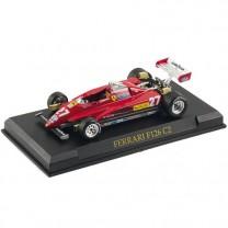 La Ferrari F126 C2