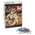 Le puzzle Autoportrait de Chagall