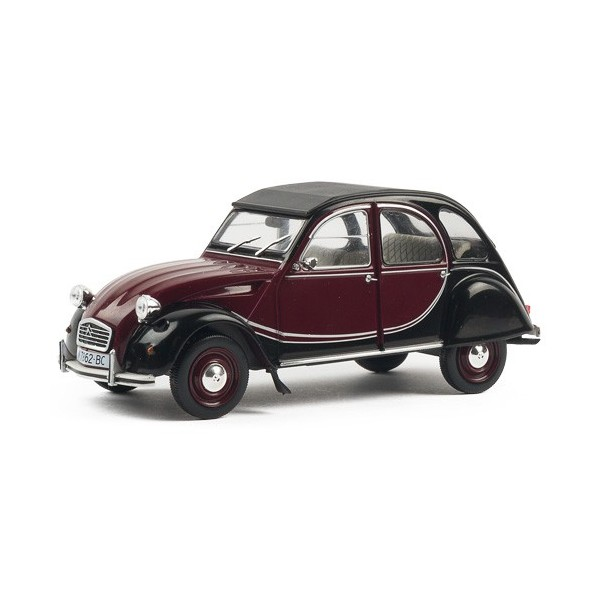 La Citroën 2 CV6 Charleston