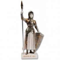La statuette de Jeanne d'Arc