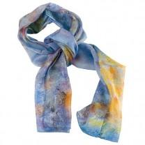 Le foulard Le Jardin Pierre Bonnard