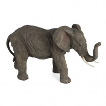 La statuette éléphant