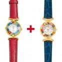 Les deux montres Murano
