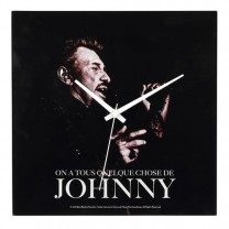 Pendule Johnny HALLYDAY