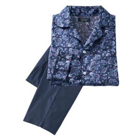 Pyjama coton cachemire