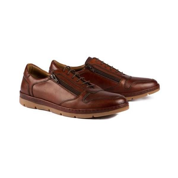 Chaussures double zip