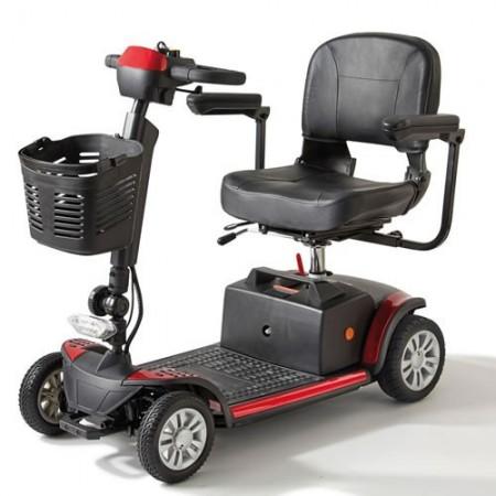 Le scooter électrique