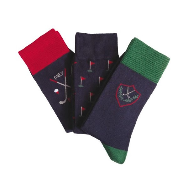 Chaussettes Green Club