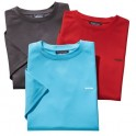 Les 3 Tee-Shirt Fashion Sport