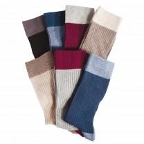 Chaussettes Coton Peigné - les7
