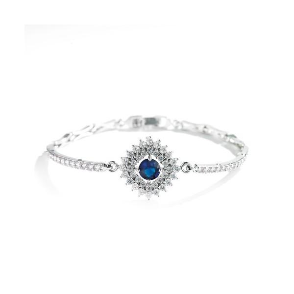 Le bracelet saphir Diva
