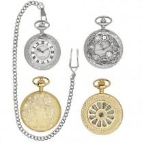 Les quatre montres de gousset