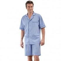Pyjashort Chambray