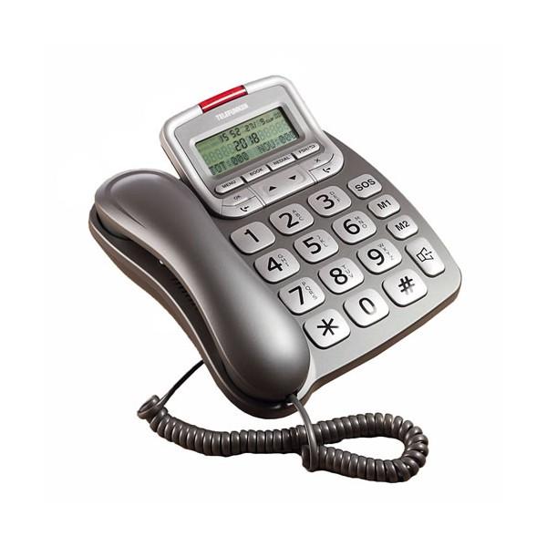 Téléphone & médaillon sécurité