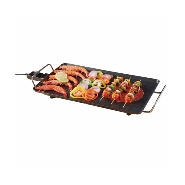Plancha XXL Hot zone