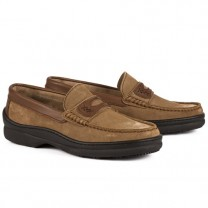 Mocassins cuir yachting